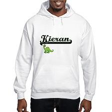 Kieran Classic Name Design with Jumper Hoody