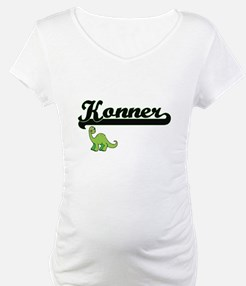 Konner Classic Name Design with Shirt