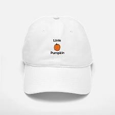Little Pumpkin Baseball Baseball Cap