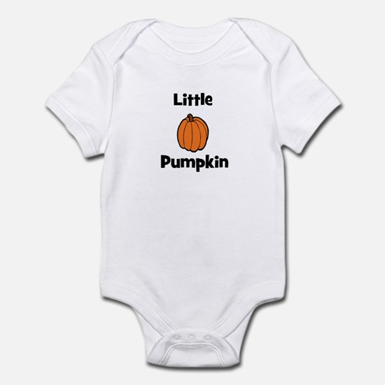 Little Pumpkin Infant Bodysuit