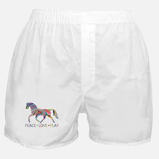 Unique Horse girl Boxer Shorts