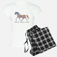 Unique Girls pony Pajamas