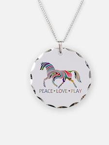 Unique Horse girls Necklace