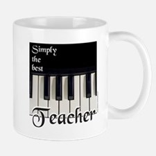 Cute Mom of a teacher Mug