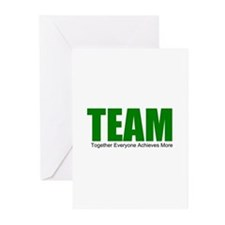 TEAM Greeting Cards (Pk of 10)
