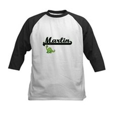 Marlin Classic Name Design with Di Baseball Jersey