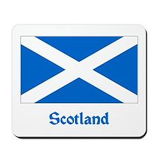 Scotland Flag Mousepad