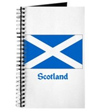 Scotland Flag Journal