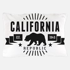 California Republic Pillow Case