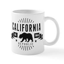 California Republic Mugs