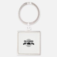 California Republic Keychains