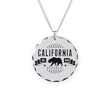 California Republic Necklace
