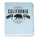 California bear republic Blanket