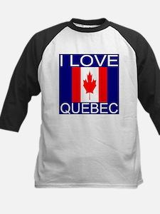 I Love Quebec Tee