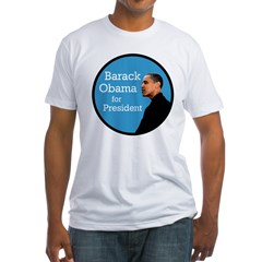 Barack Obama for President Shirt