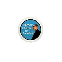 Ten Barack Obama for President Pins