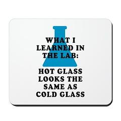 Lab Glass Mousepad