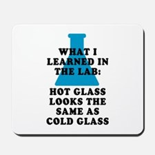 Lab Glass Mousepad