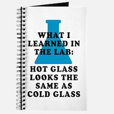 Lab Glass Journal