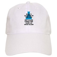 Lab Glass Baseball Cap