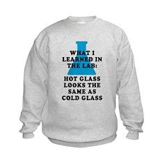 Lab Glass Kids Sweatshirt