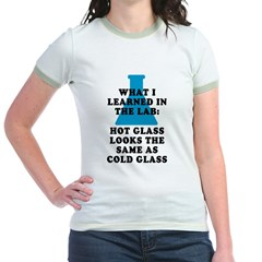 Lab Glass Jr. Ringer T-Shirt
