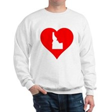 Idaho Heart Cutout Sweatshirt