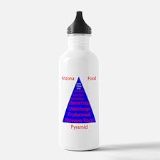 Arizona Food Pyramid Water Bottle