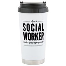 Cute Social Travel Mug