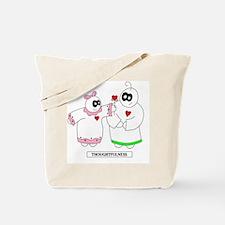 1 LUV  Tote Bag