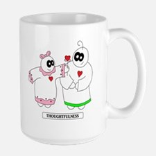 1 LUV  Large Mug