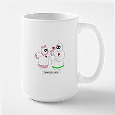 1 LUV  Mug