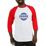 Obama for President Baseball Jersey