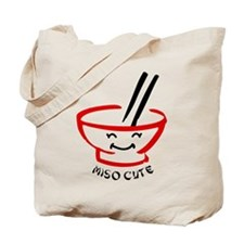 Miso Cute Tote Bag
