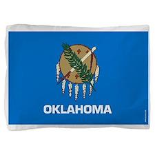 Oklahoma State Flag Pillow Sham