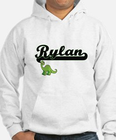 Rylan Classic Name Design with D Hoodie