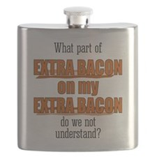 Extra Bacon Flask