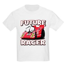 Future Racing Kid Cars T-Shirt