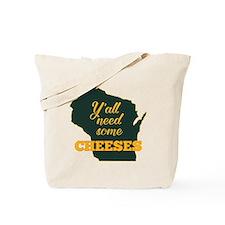 Need Cheeses Tote Bag