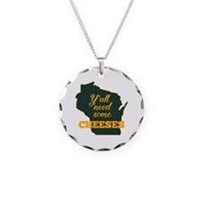 Need Cheeses Necklace