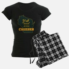 Need Cheeses Pajamas