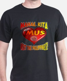 Mahal Kita IMUS Visit The Philippines T-Shirt