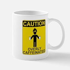 Overly Caffeinated Mugs