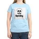 Spooky (skull) Women's Light T-Shirt