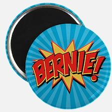 Comics Geeks 4 Bernie Magnet