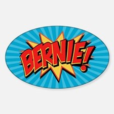 Comics Geeks 4 Bernie Decal