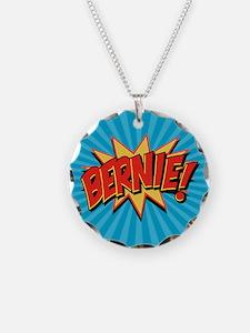 Comics Geeks 4 Bernie Necklace
