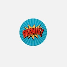 Comics Geeks 4 Bernie Mini Button