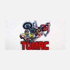 Tomac3 Beach Towel