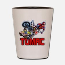 Tomac3 Shot Glass